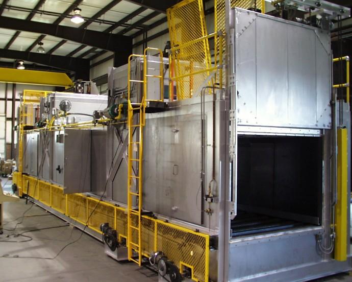 7407-1A Aluminum Aging Oven