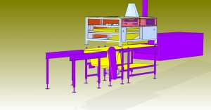 food processing ovens and dryers