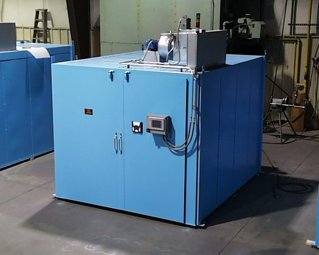 7512 Batch Cabinet Oven