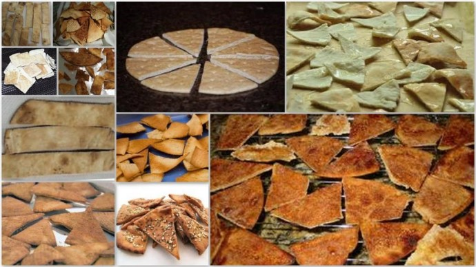 Baking ovens and snack food dryers for Pita Chips