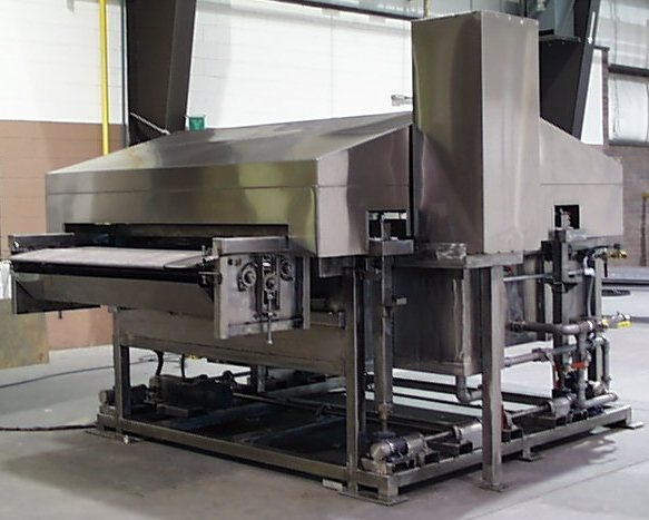 Industrial Process Cooker