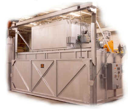batch and progressive dryers