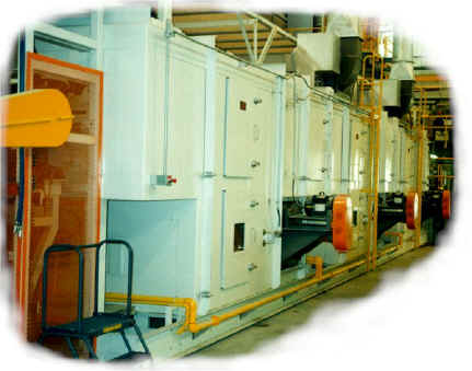 thermoceramics Industrial Dryers