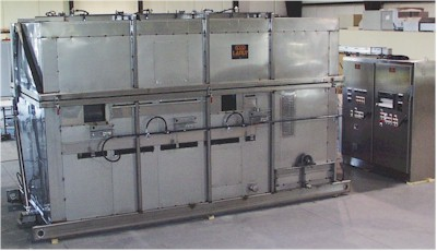 industrial continuous and batch dryers