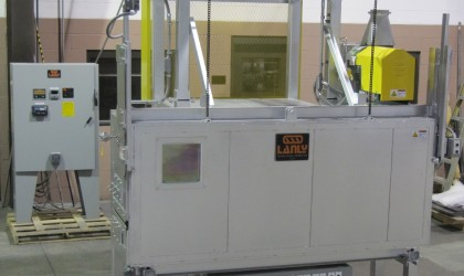 lanly industrial ovens