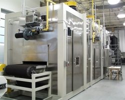 Large Continuous Oven