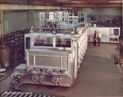Pusher Tray Furnace