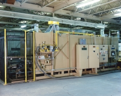 Continuous Tempering Furnace