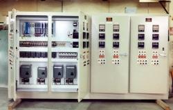 Multizone Oven Control Panel