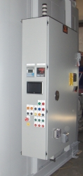 Industrial Control Panel with Operator Intrface