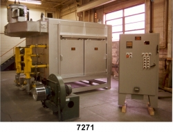 Two Pass Gas Fired Radiant Predryer