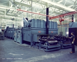 Crankshaft Draw Furnace