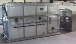 Diaphragm Cell Curing Oven