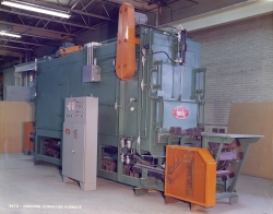 Indexing Conveyor Furnace
