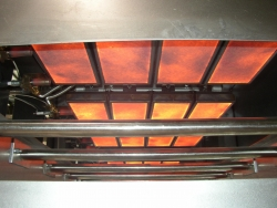 In Line Infra Red Cooker