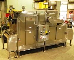 Model 2500 Snack Food Dryer Stainless Steel Washdown Duty